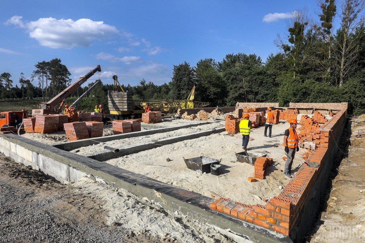 День будівельника 2018 відзначають 12 серпня / фото УНІАН