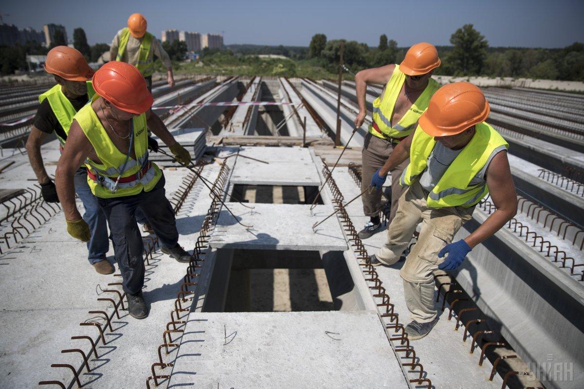 День строителя отмечают ежегодно во второе воскресенье августа / фото УНИАН
