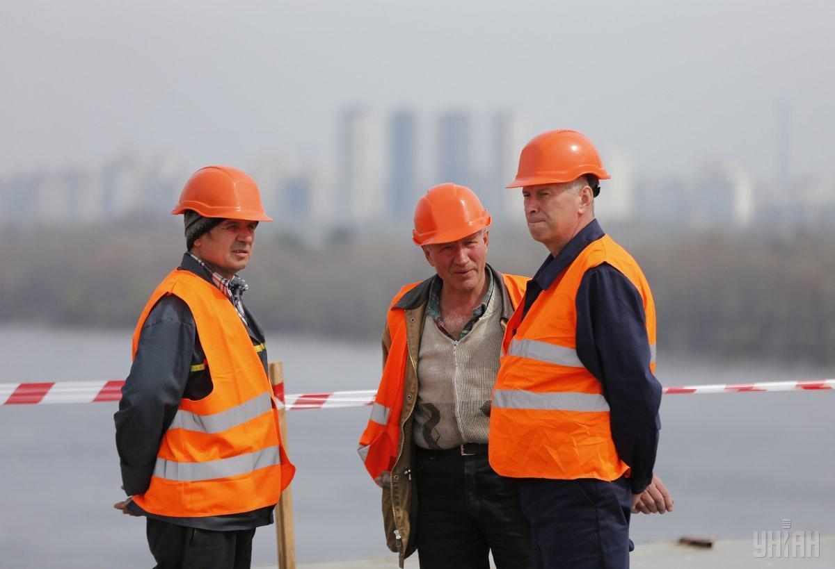 День будівельника - професійне свято працівників будівництва / фото УНІАН
