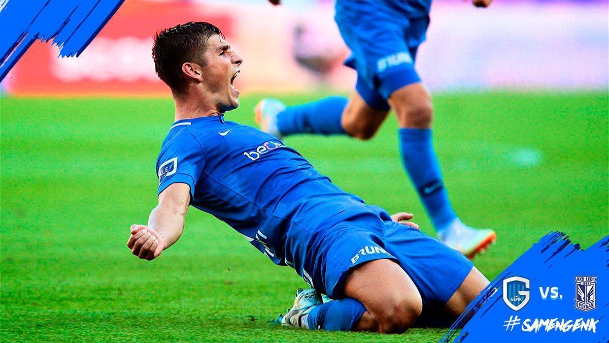 Transfermarkt оценил стоимость Малиновского в 9 миллионов евро / facebook.com/krcgenk