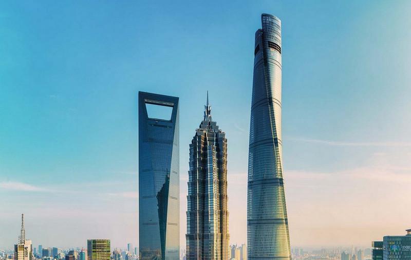 Шанхайська вежа / фото з відкритих джерел
