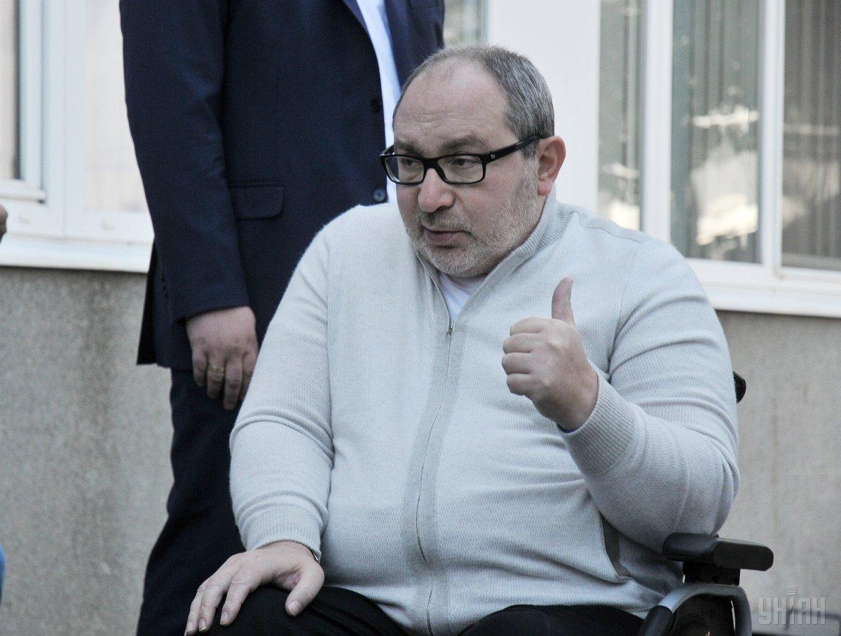 Где Кернес - стало известно, прилетит ли политик на свою присягу в Харьков / Фото УНИАН