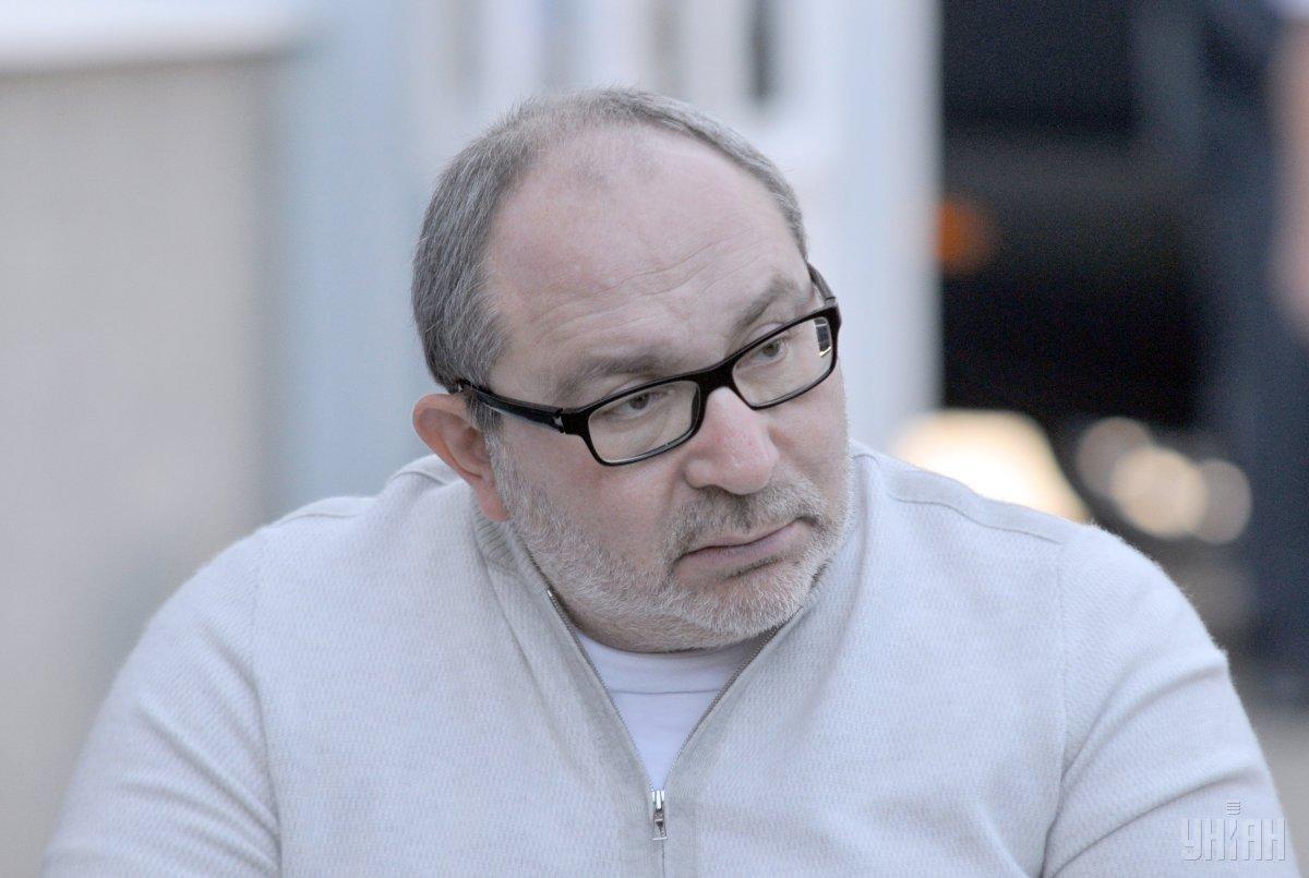 Кернес победил на выборах мэра / фото УНИАН