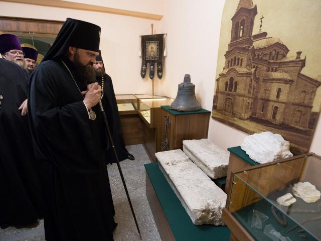 Открылся музей в честь 130-летия православия в Минеральных Водах / blago-kavkaz.ru