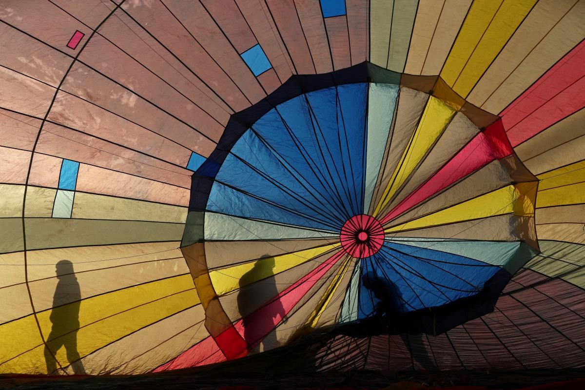 У Києві відбудеться фестиваль повітряних куль / ілюстрація REUTERS