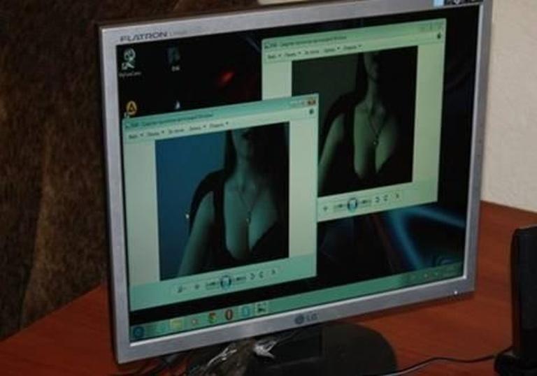 В Днепропетровской области ликвидировали сеть онлайн-порностудий / фото пресс-центр СБ Украины
