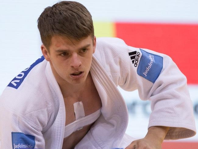 Богдан Ядов / ukrainejudo.com