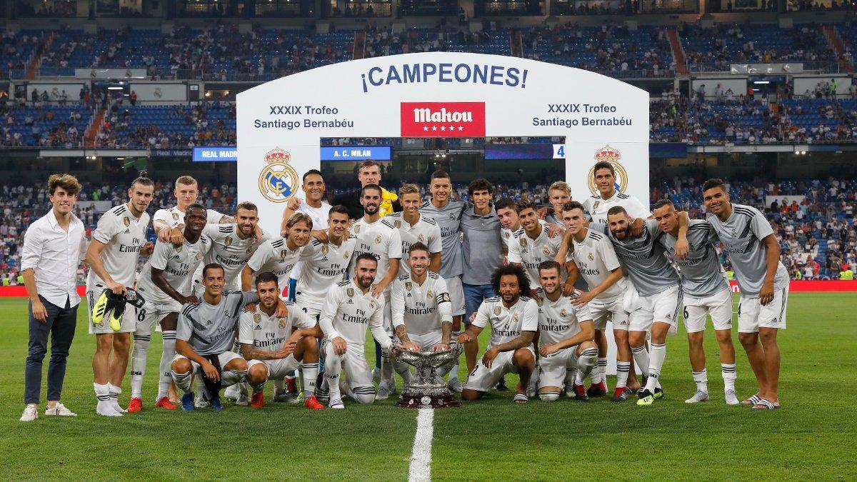 Голкіпер Лунін здобув перший трофей вякості футболіста «Реалу»