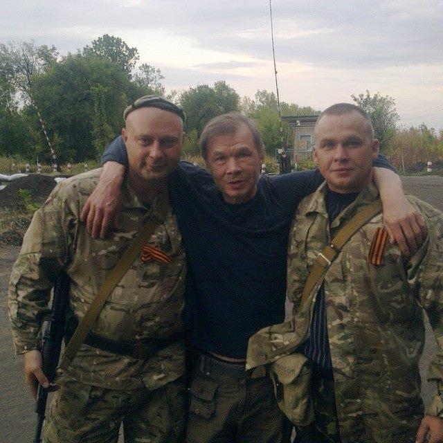 Акторпідтримує терористичні «ДНР» та «ЛНР» / фото з відкритих джерел