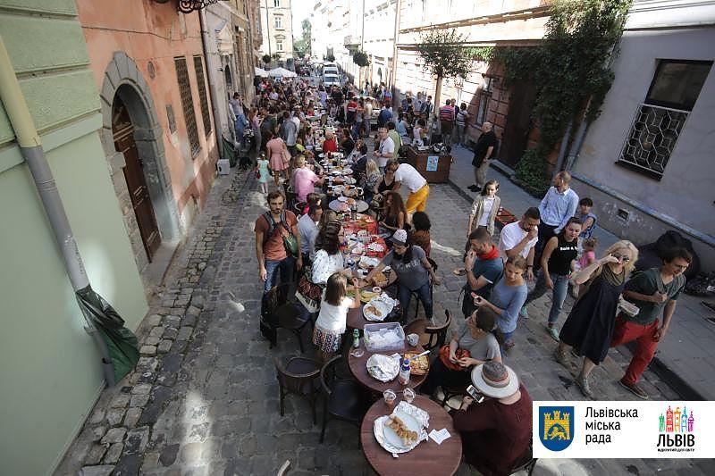 У Львові відбувся Сніданок довіри / фото ЛМР