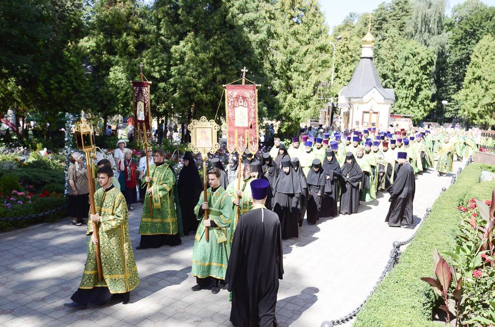 В Беларуси отметили 100-летие со дня рождения святой преподобной Манефы Гомельской / church.by