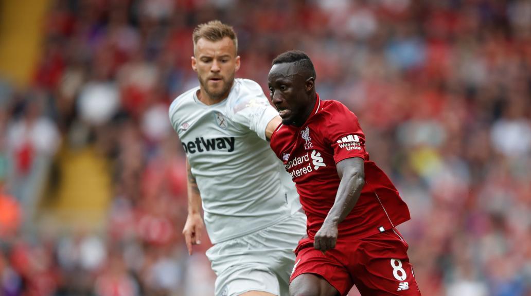 Андрей Ярмоленко дебютировал в английской Премьер-лиге / REUTERS