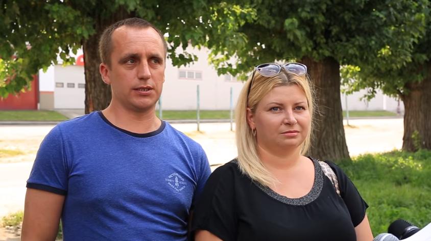 Поліція не викликала львів'ян на допит / скріншот відео