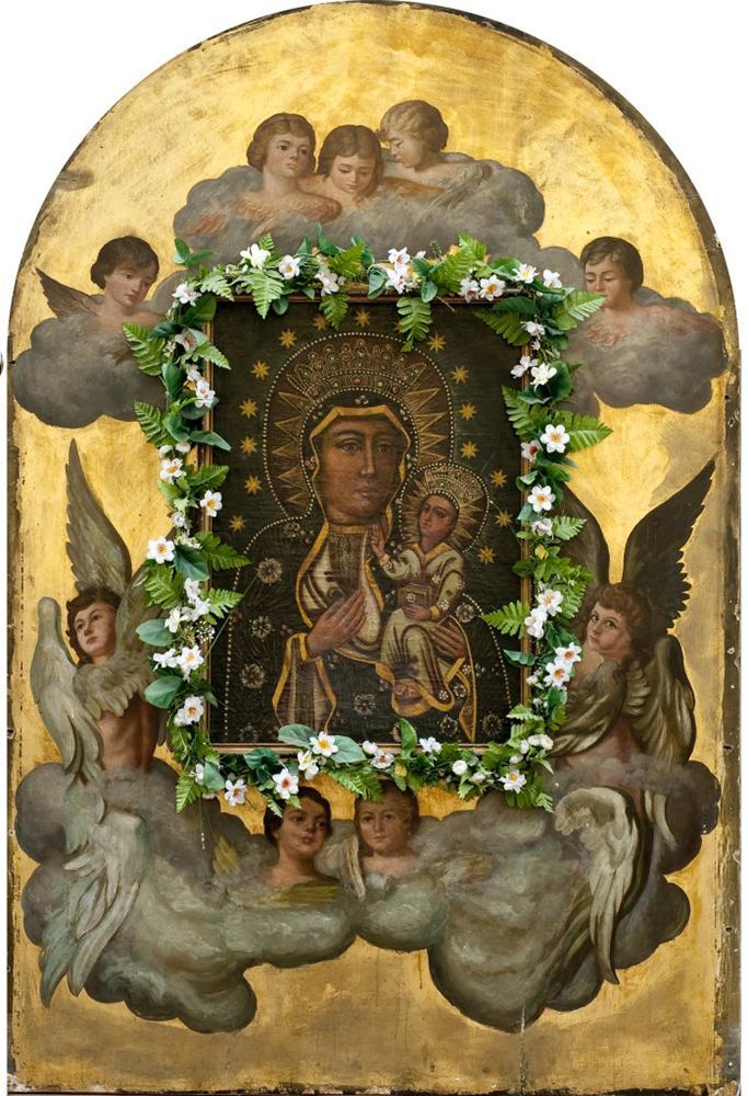 Черниговская икона Божией Матери получила от Папы Римского особый статус / catholicnews.org.ua