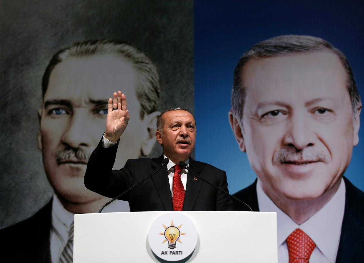 Реджеп Таїп Ердоган / REUTERS