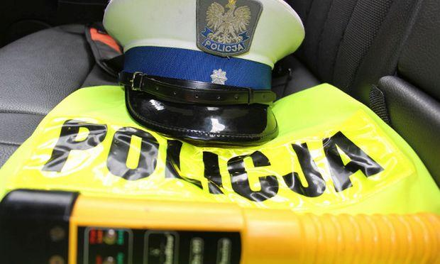 Польська поліція намагалася затримати українця / фото policja.pl