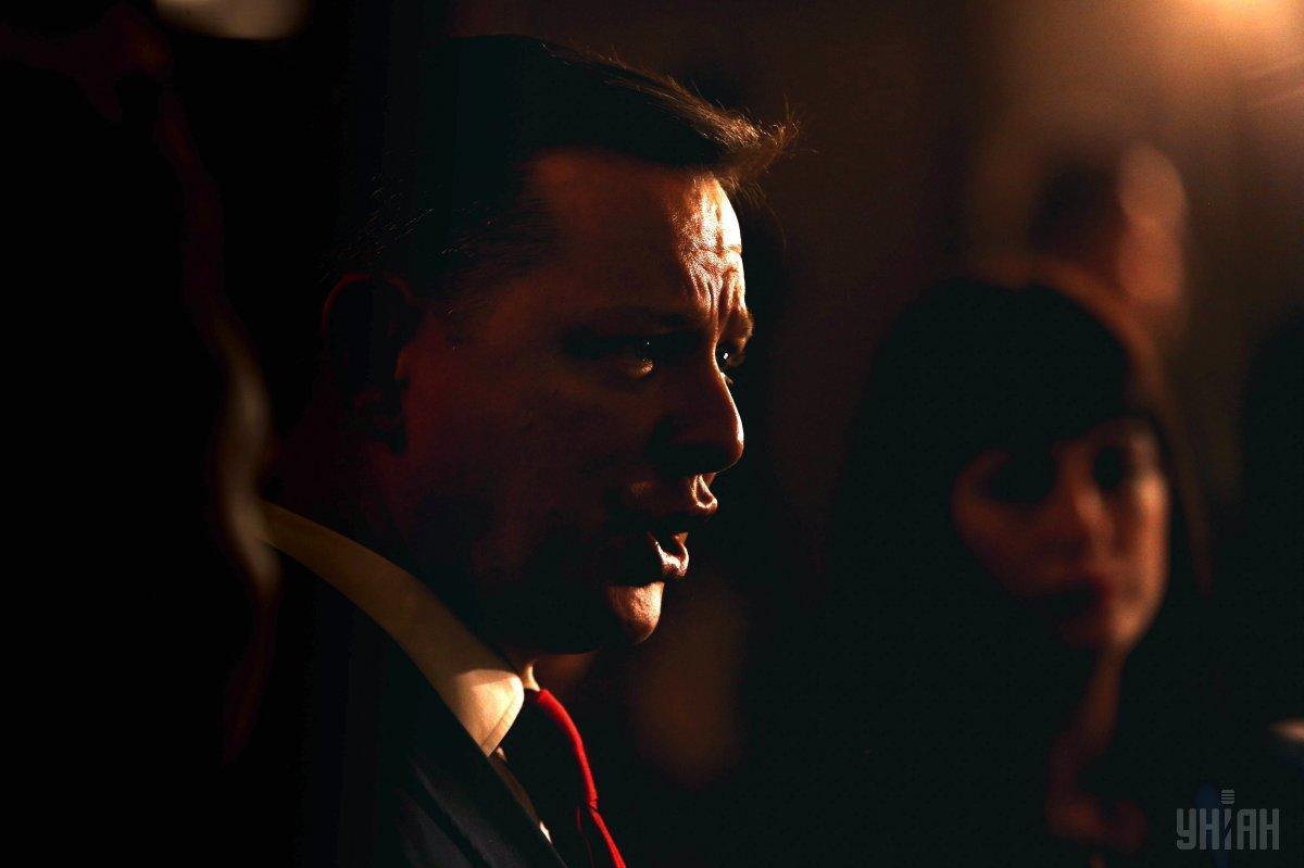 Партия Ляшко не попадает в новый парламент / фото УНИАН