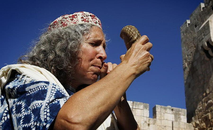 В Иерусалиме реформистки устроили провокацию возле Стены плача / jewishnews.com.ua
