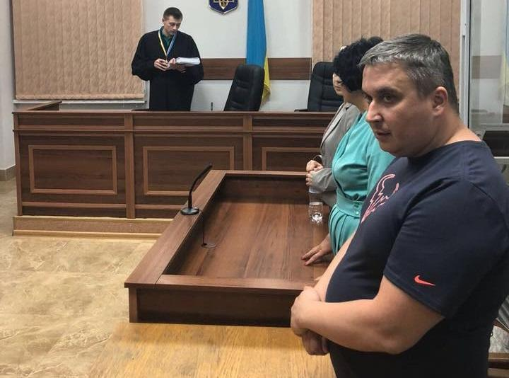 Суд арестовал Д.Аминева на 2 месяца с правом внесения залога в сумме 30 млн. грн / Фото Наталья Непряхина via Facebook