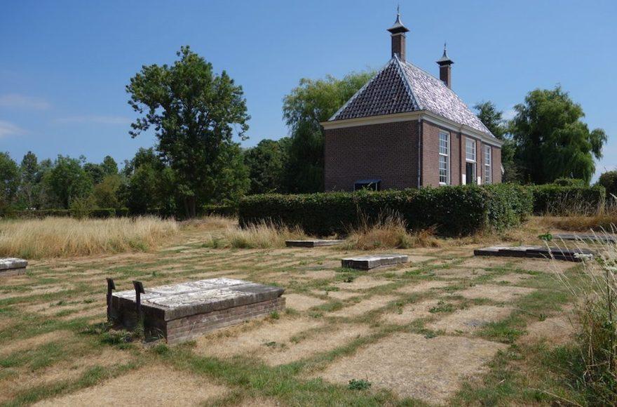 Відвідувачі вперше за багато років можуть бачити ділянки, де поховані їхні предки / jta.org