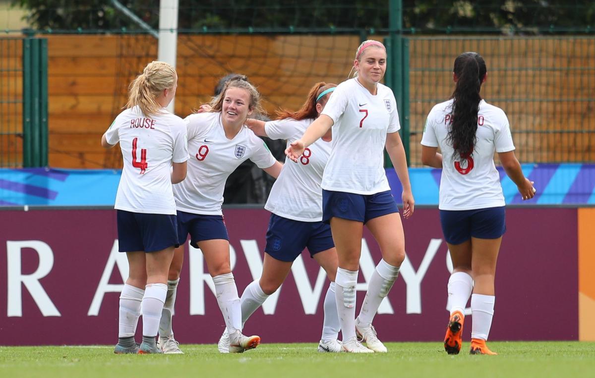На жіночому чемпіонаті світу був забитий дуже курйозний гол / twitter.com/FIFAWWC