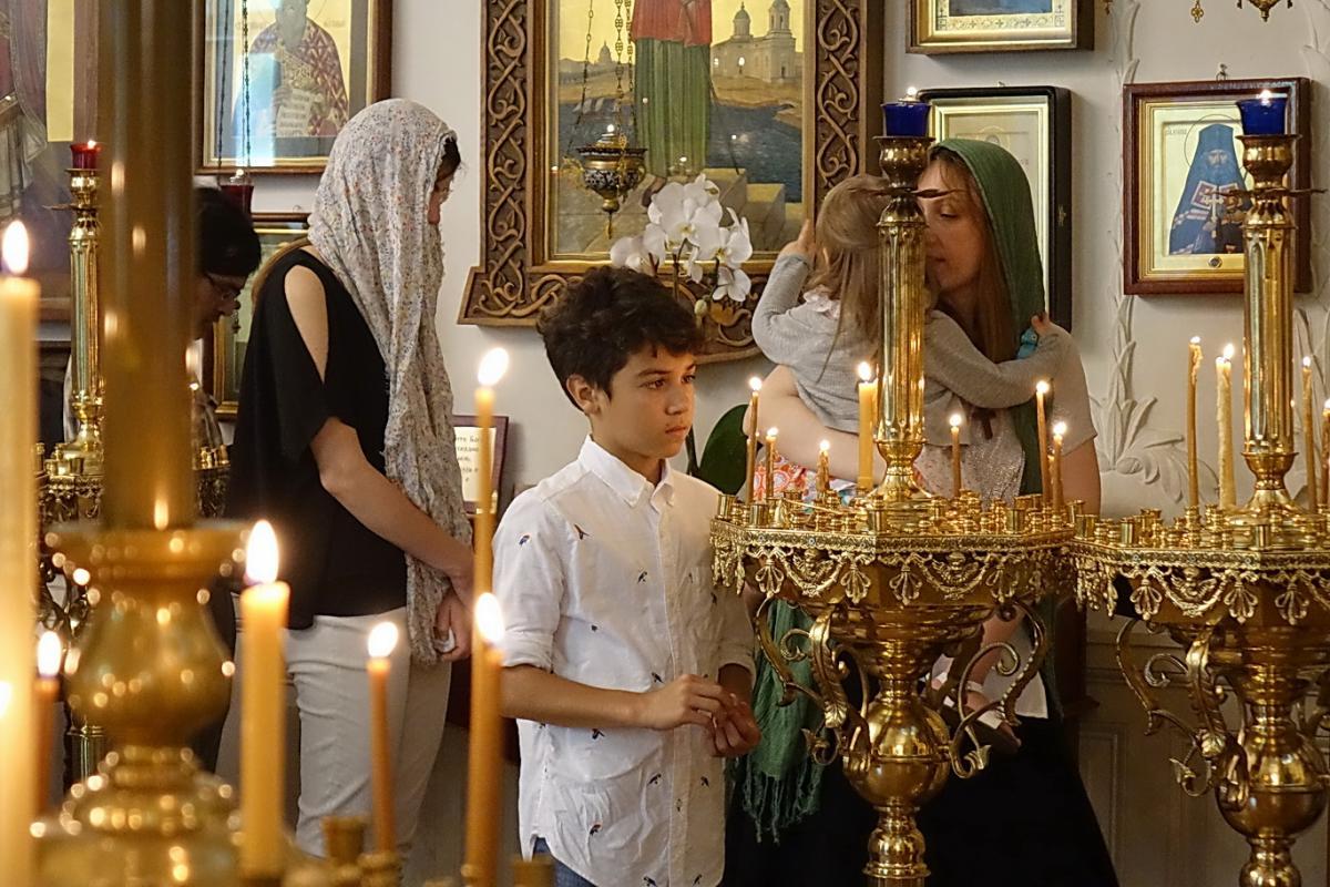 Православні Америки піднесли молитви про УПЦ / eadiocese.org