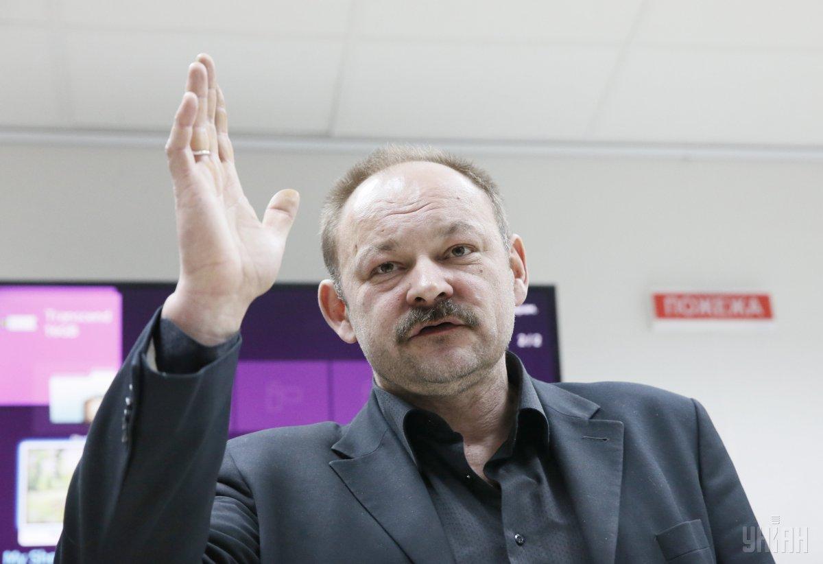 Дмитро Стус відмовився від співпраці з авторами фільму про батька / фото УНІАН