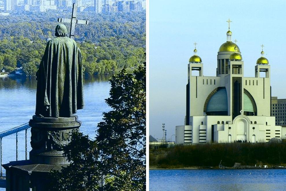 УГКЦ празднует 1030-летиеКрещения Руси и 5-летие освящения Патриаршего собора / ugcc.kiev.ua