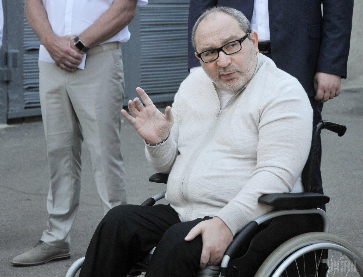 Кернесу стало хуже - друг мэра Харькова сообщил о резком обострении у больного / УНИАН