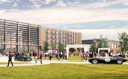 Автомобільний курорт відкриють на території бази ВПС / Automotive World