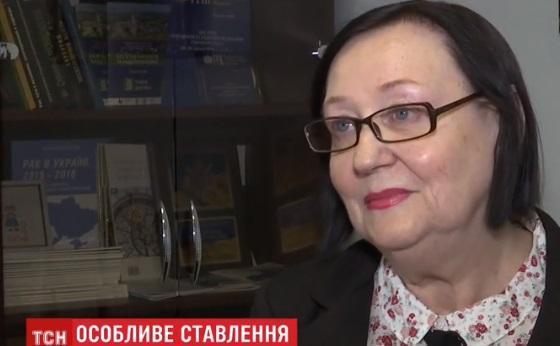Лікаря Губареву звільнили вдруге / Скріншот