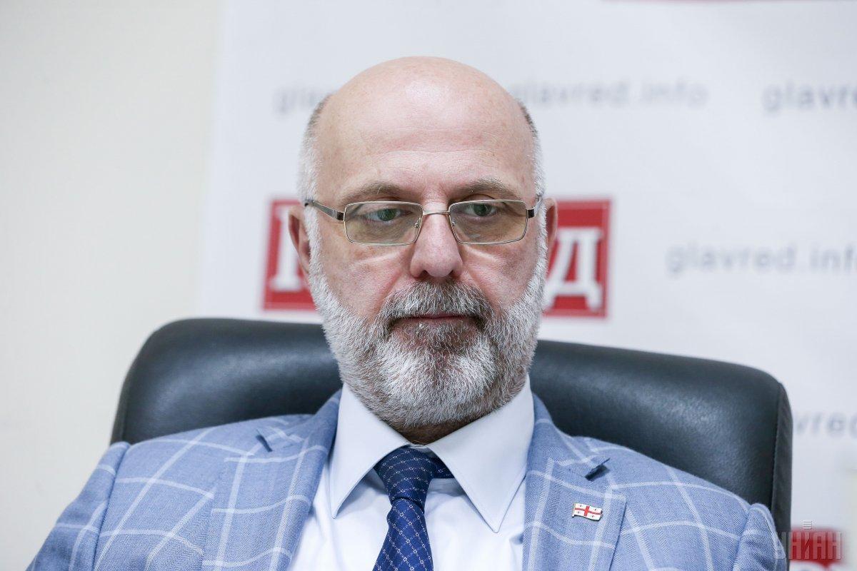 Катамадзе вважає, що нинішніми санкціями агресивні дії РФ не зупинити / фото УНІАН