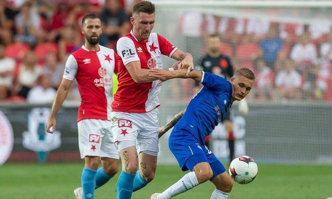 Динамо і Славія зіграють матч-відповідь у Києві / twitter.com/slaviaofficial
