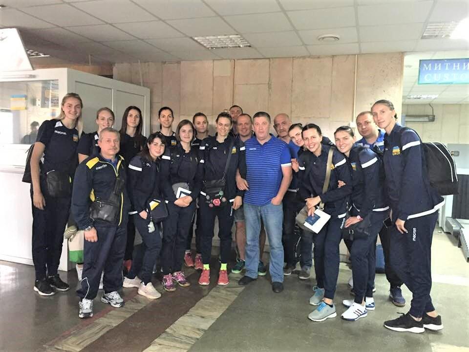 Жіноча збірна України виграла Євролігу-2017 / fvu.in.ua