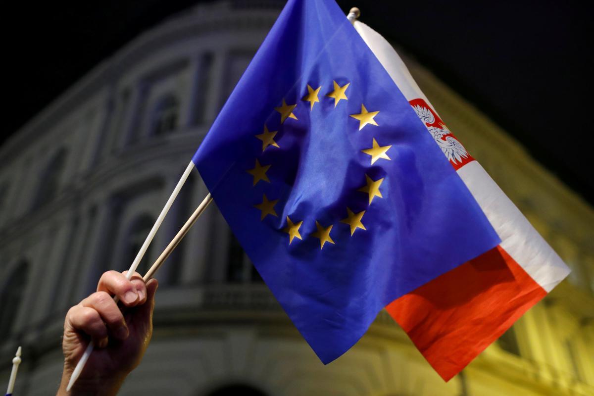 У Польши есть три причины выйти из ЕС / фото REUTERS