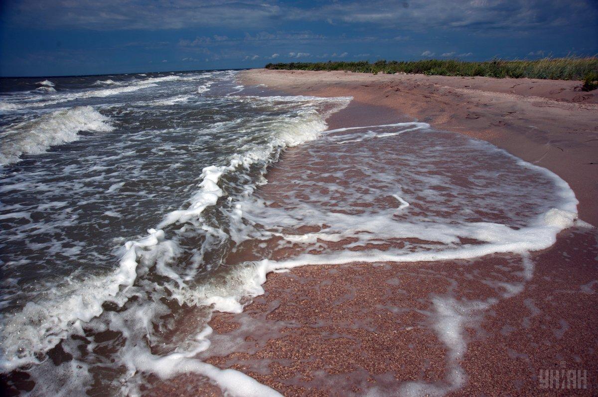 Своїми діямив Азовському морі РФ хоче дестабілізувати Україну / фото УНІАН