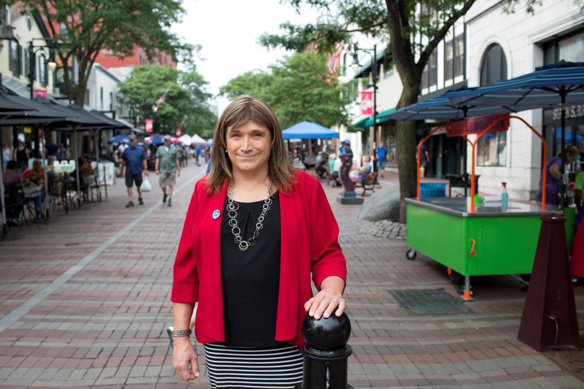 ВСША женщина-трансгендер впервый раз  стала кандидатом напост губернатора