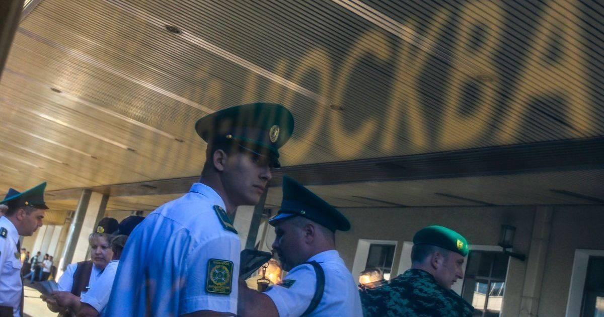 У РФ заговорили про заходи у відповідь уразі закриття Україною залізничного сполучення / фото УНІАН
