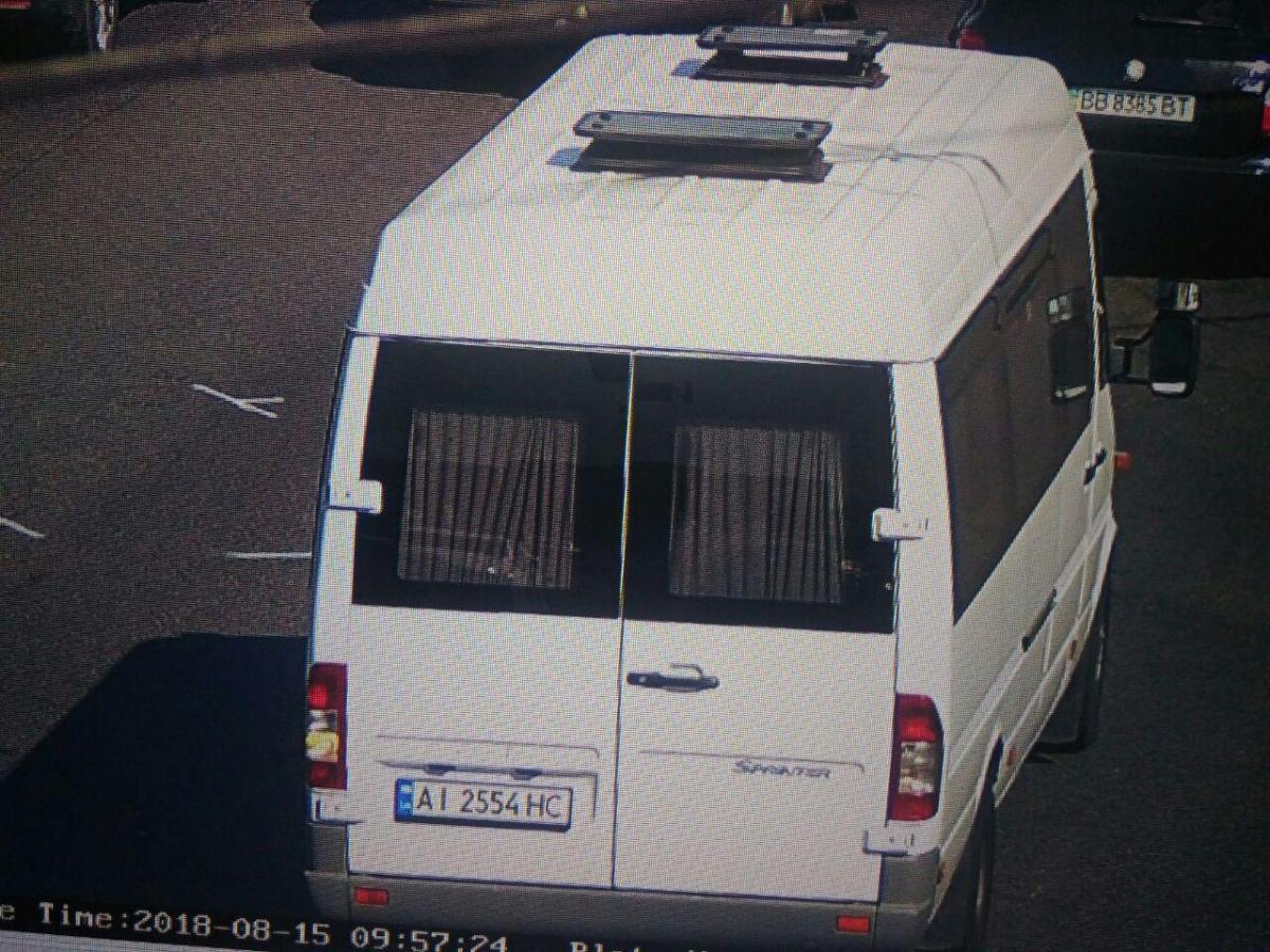 """На розшук транспортних засобів орієнтовані всі поліцейські наряди / """"Інформатор"""""""