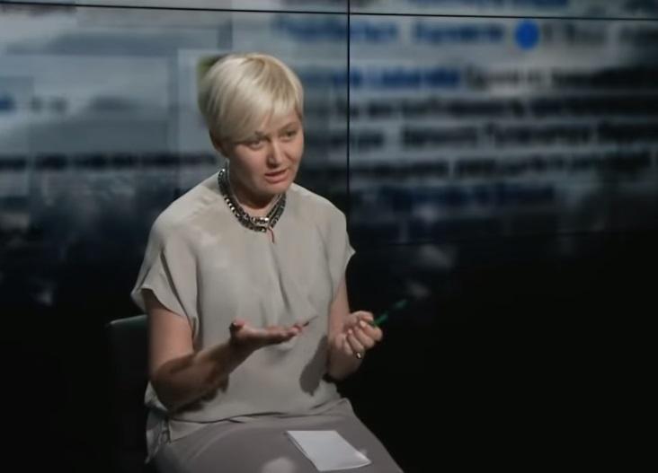 Ніцой покинула студію каналу / Скріншот