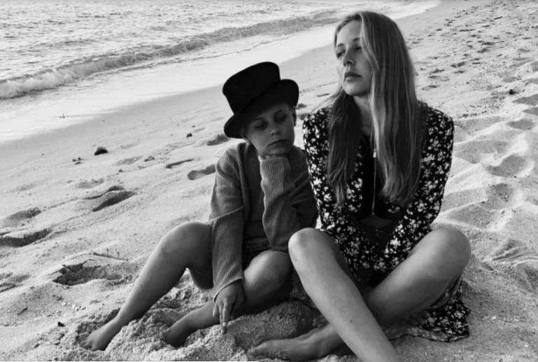 Тіна Кароль з сином Веніаміном / Instagram