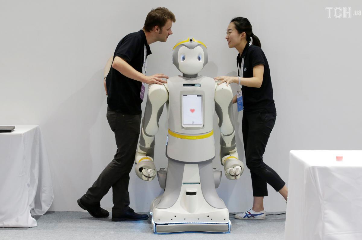 У Китаї відкрилась масштабна робототехнічна конференція / ТСН