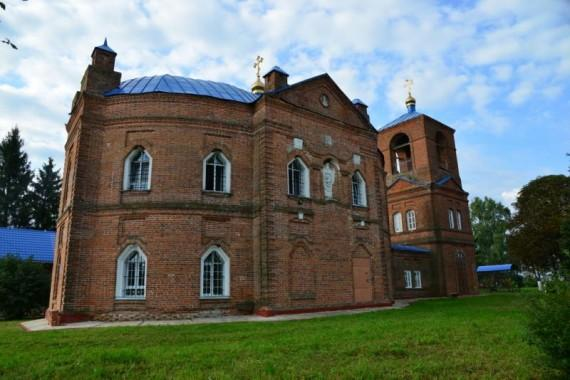 Закладений храм був у 1818 році / bo32.ru