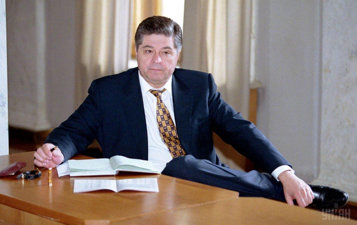 Павло Лазаренко очолював уряд України з червня 1996 по липень 1997 року / фото УНІАН