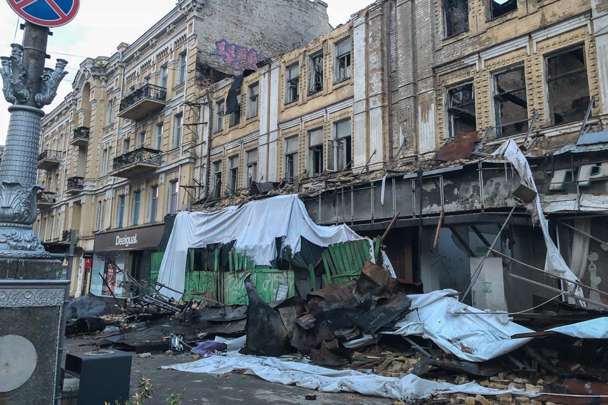 Синоптики попередили про те, що сьогодні в столиці очікується ще одна гроза / фото kiev.informator.ua