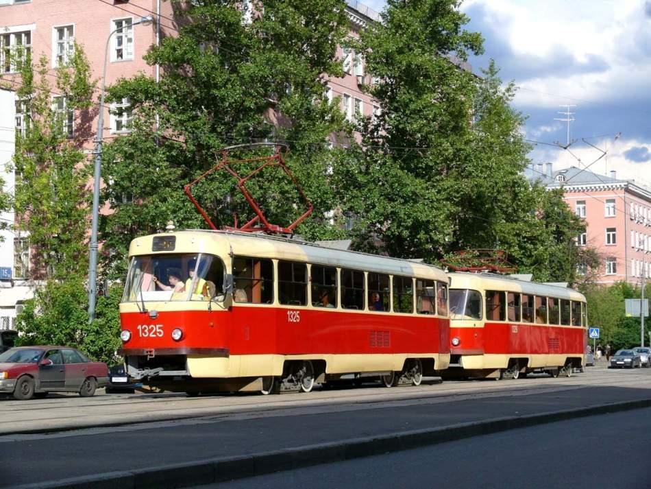 Негода вплинула на рух трамваїв у столиці / hronika.info