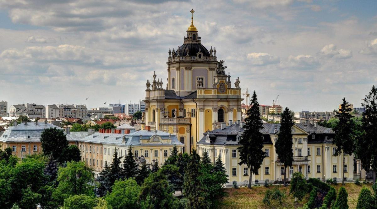 Собор святого Юра/ sobor-svyura.lviv.ua