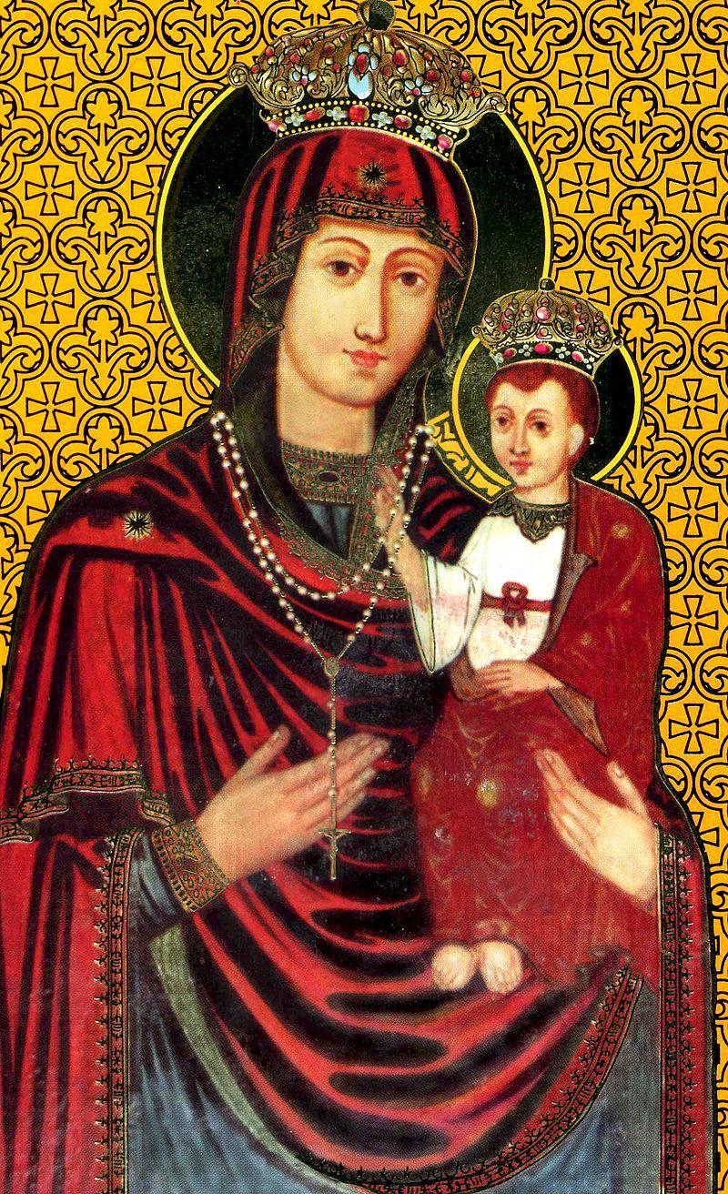 Ікона Богородиці / uk.wikipedia.org
