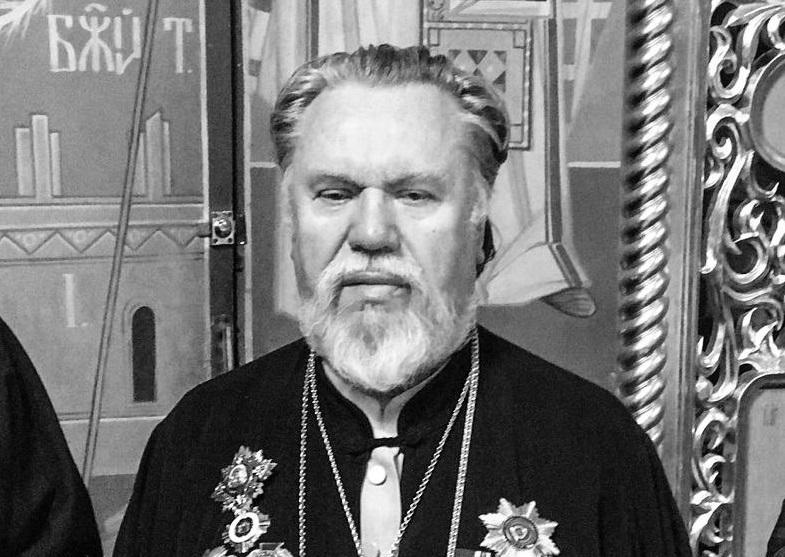 Протоиерей Вячеслав / eparhiya.od.ua