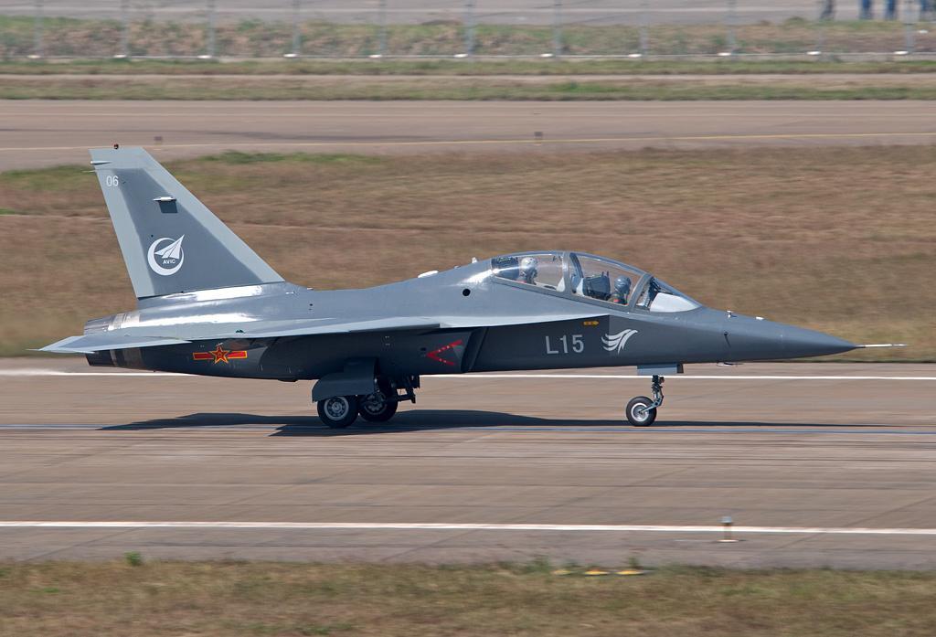 Китайські військові літаки літають на українських двигунах, і це тривожить США / wikipedia.org